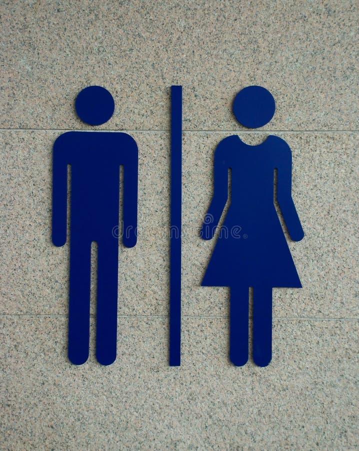 Free Washroom Sign Stock Photo - 14397990