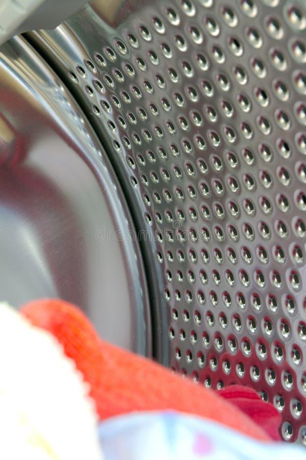 Wasmachine stock foto's