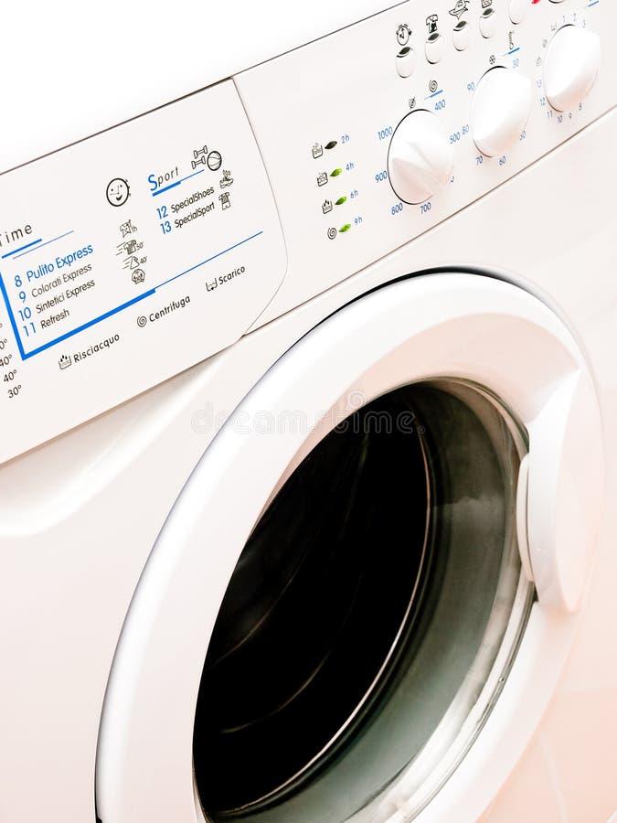 Wasmachine stock fotografie