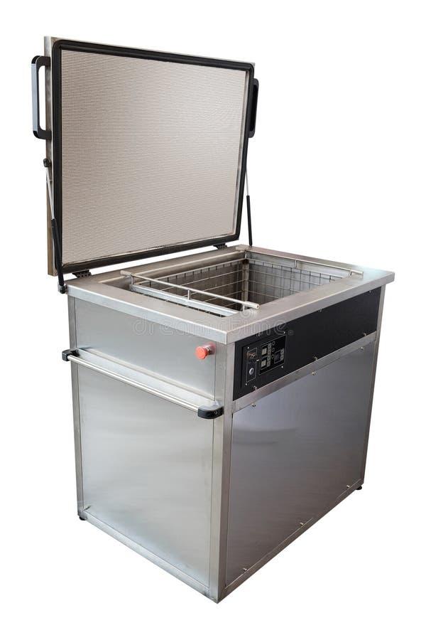 Wasmachine voor medische apparatuur royalty-vrije stock afbeeldingen