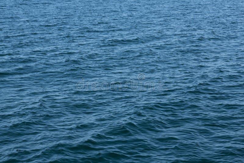 Wasser des Oberen Sees stockbild
