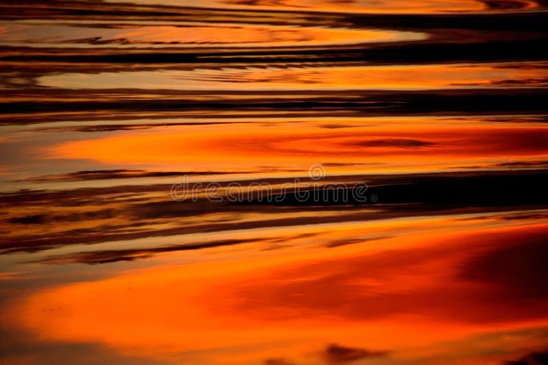 Wasser-Farben stockbild