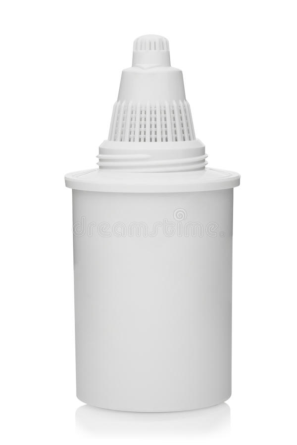 Wasser-Filter, cartridg stockfoto