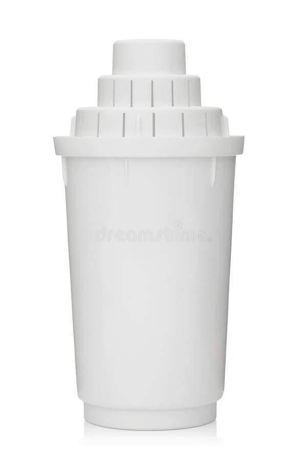 Wasser-Filter, Patrone stockfoto