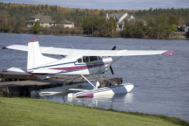 Wasser-Flugzeug stockfotos