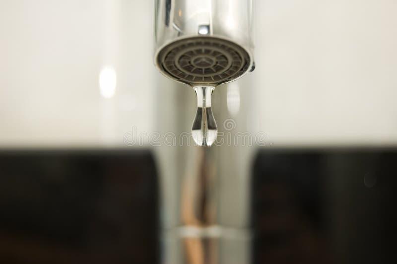 Wasser-Hahn lizenzfreie stockfotos