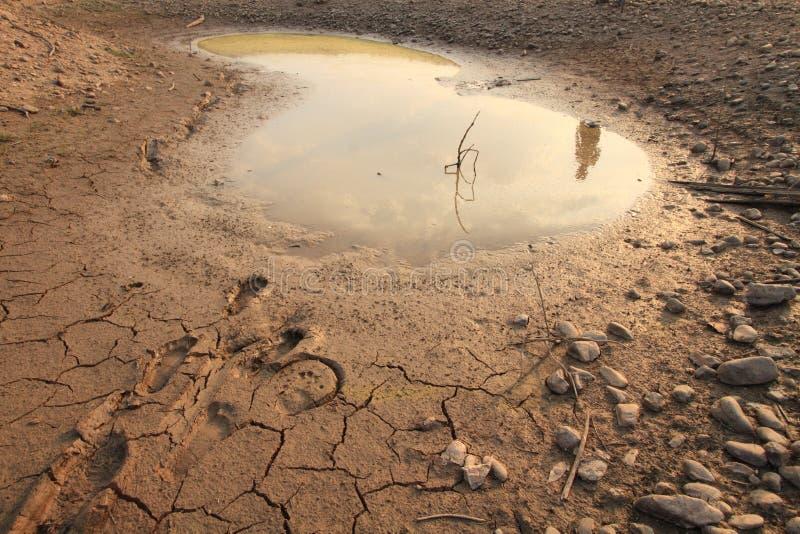 Wasser-Krise lizenzfreies stockfoto