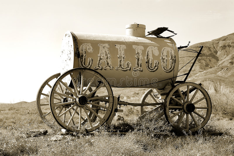 Wasser-Lastwagen lizenzfreies stockfoto