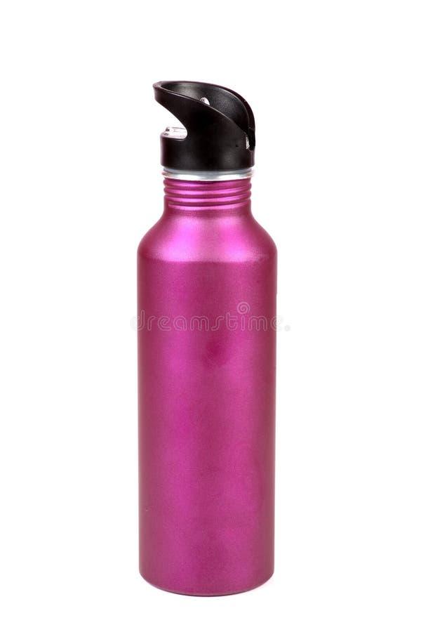 Wasser Sipperflasche lizenzfreies stockfoto