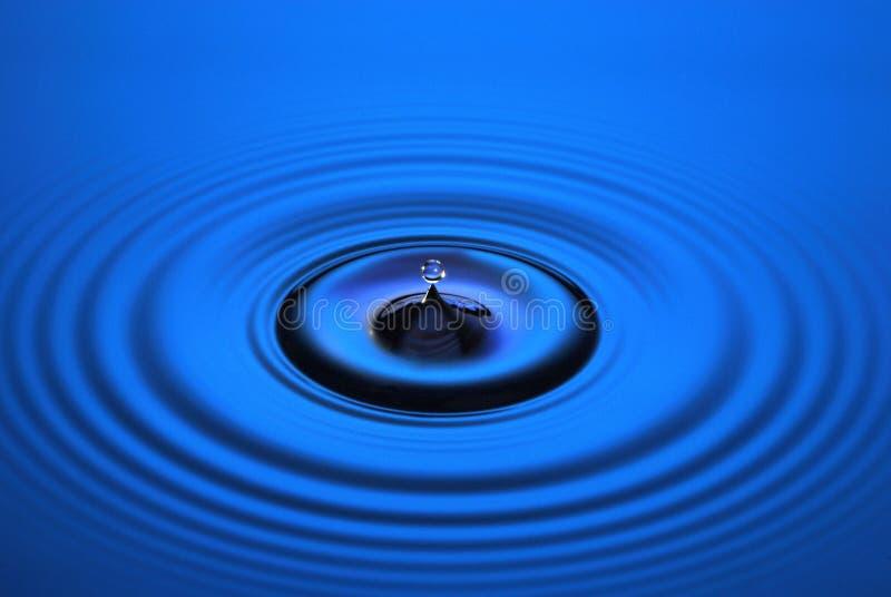 Wasser-Tropfen stockbilder