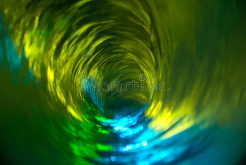 Wasser-Turbulenz 1 stockfotografie