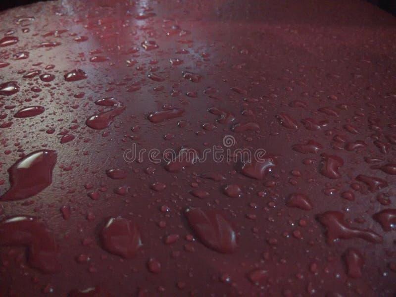 Wasser und Farbe lizenzfreie stockbilder