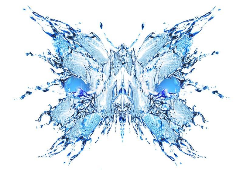 Wasserbasisrecheneinheit stockfotos