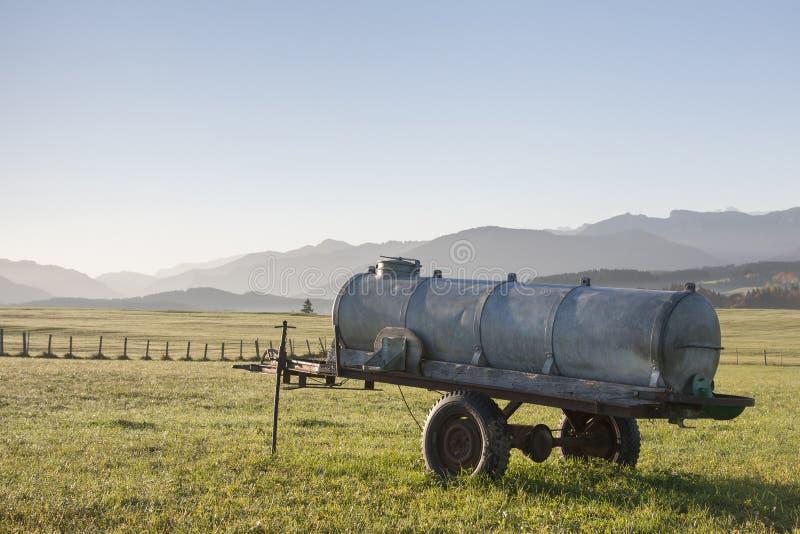 Wasserbehälter lizenzfreie stockfotos