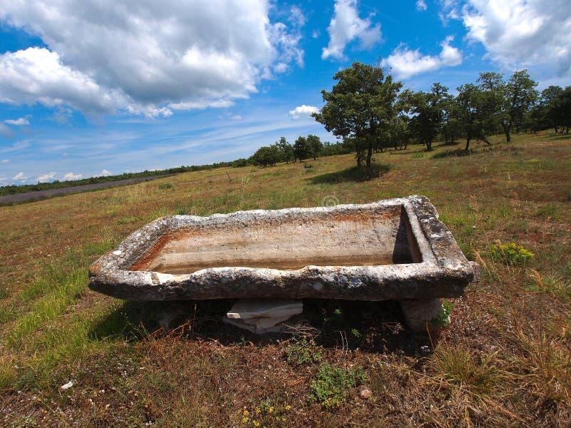 Wasserentnahmestelle stockfotografie