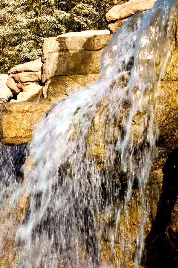 Download Wasserfall stockfoto. Bild von wasserfall, umgebung, verwischt - 30922