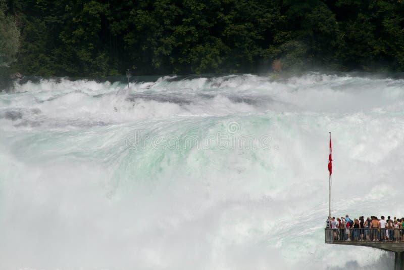 Wasserfall Europa stockfotos