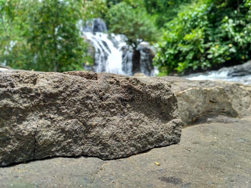 Wasserfall sindaro stockfoto