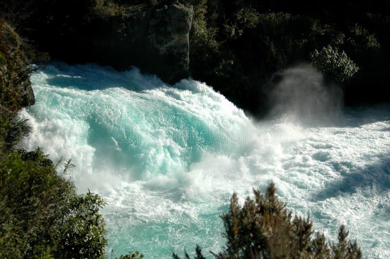 Wasserfall-Strom stockfotografie