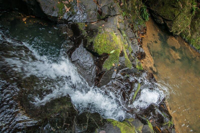 Download Wasserfall Und Kleiner See Im Regenwald Von Khao Sok Sanctuar Stockbild - Bild von tour, thailand: 90229075