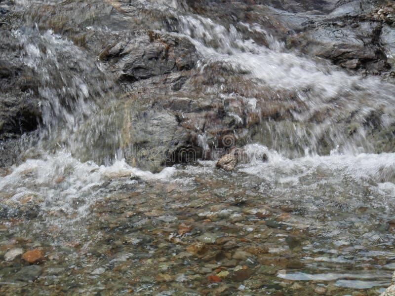 Wasserfall von Frau fatima stockbilder