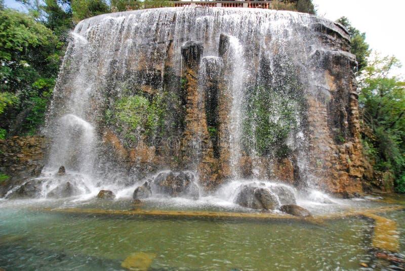 Wasserfall, Wasservorkommen, Gewässer, Naturreservat, Wasserlauf, Rutsche, Wasser stockfotos