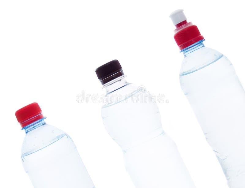 Download Wasserflaschen stockfoto. Bild von flüssigkeit, korken - 12201532