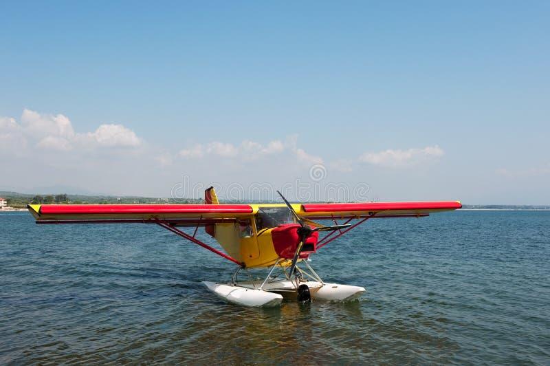 Wasserflugzeug lizenzfreie stockfotos