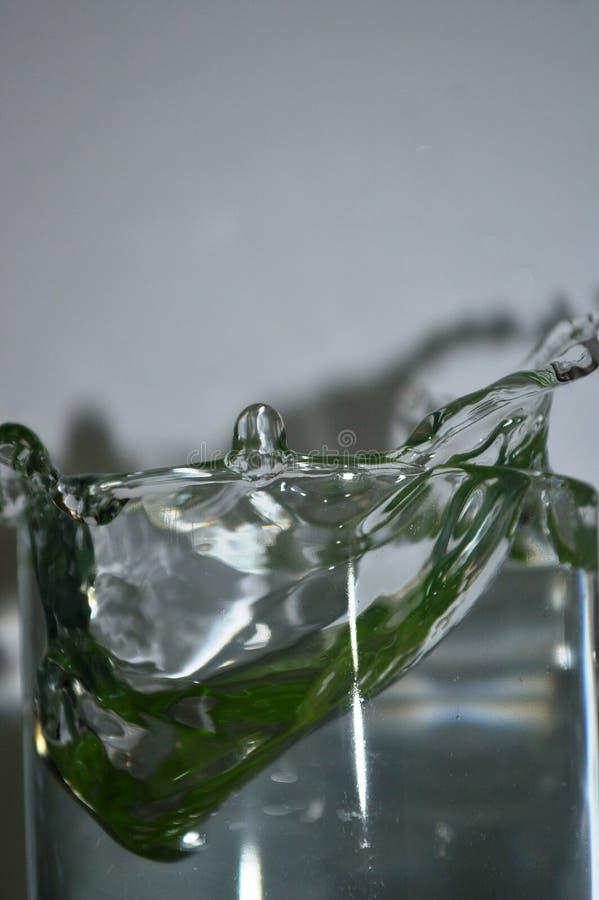 Wasserfrost lizenzfreie stockbilder