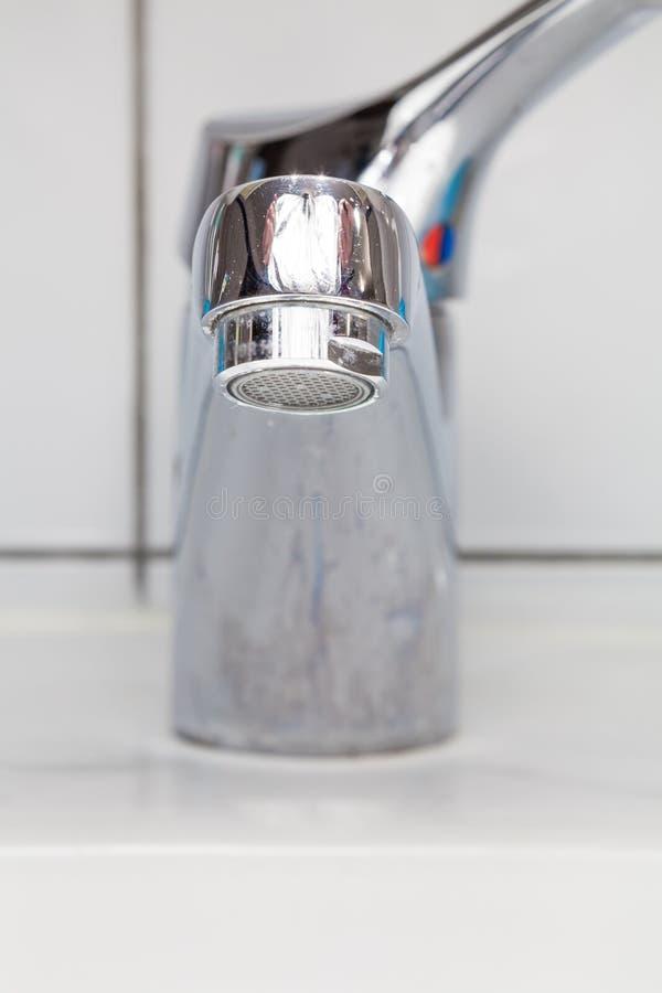Wasserhahn lizenzfreie stockbilder