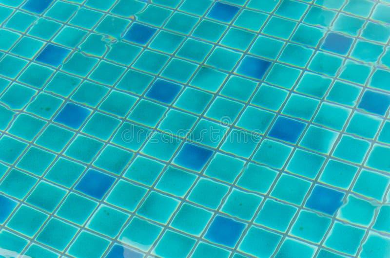 Wasserkräuselungen des Swimmingpools lizenzfreie stockfotografie