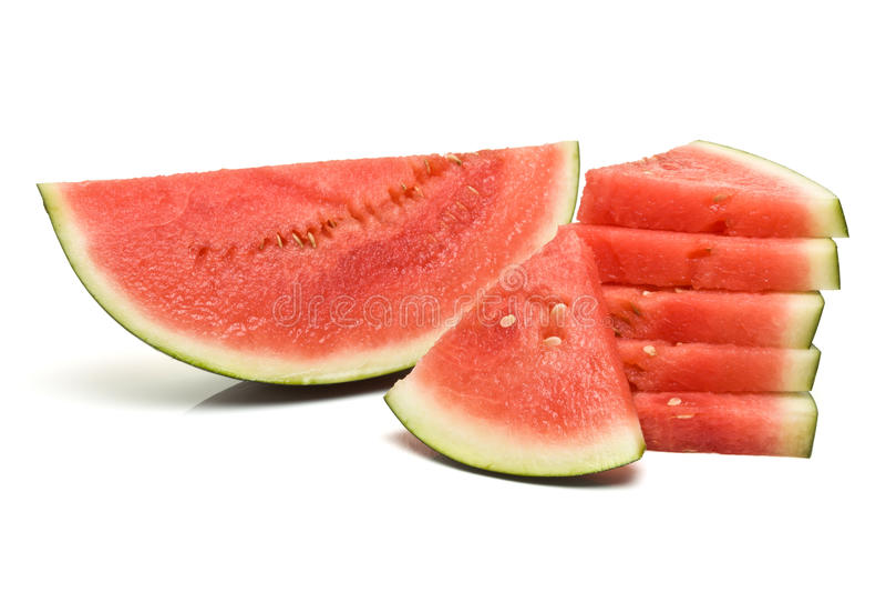 Wassermelone-Auszug lizenzfreies stockbild