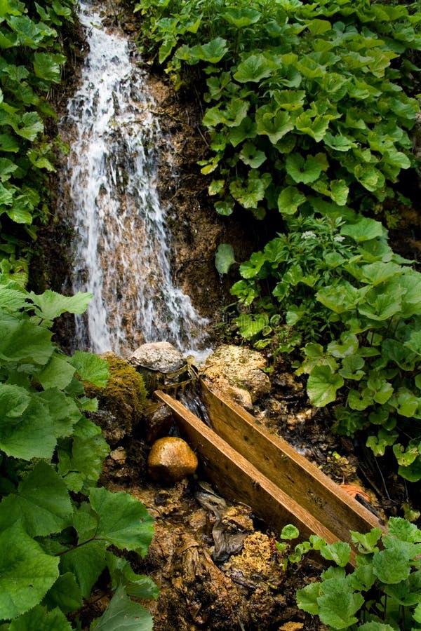 Wassermethode lizenzfreie stockfotografie