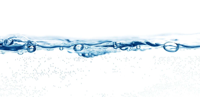Wasseroberfläche lizenzfreies stockbild
