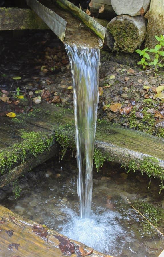 Wasserquelle lizenzfreie stockfotos