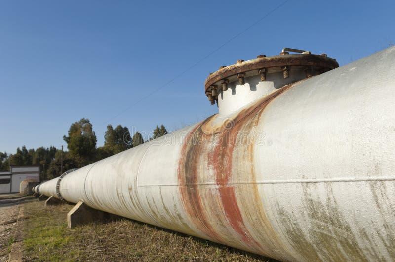 Wasserrohrleitung lizenzfreie stockfotos