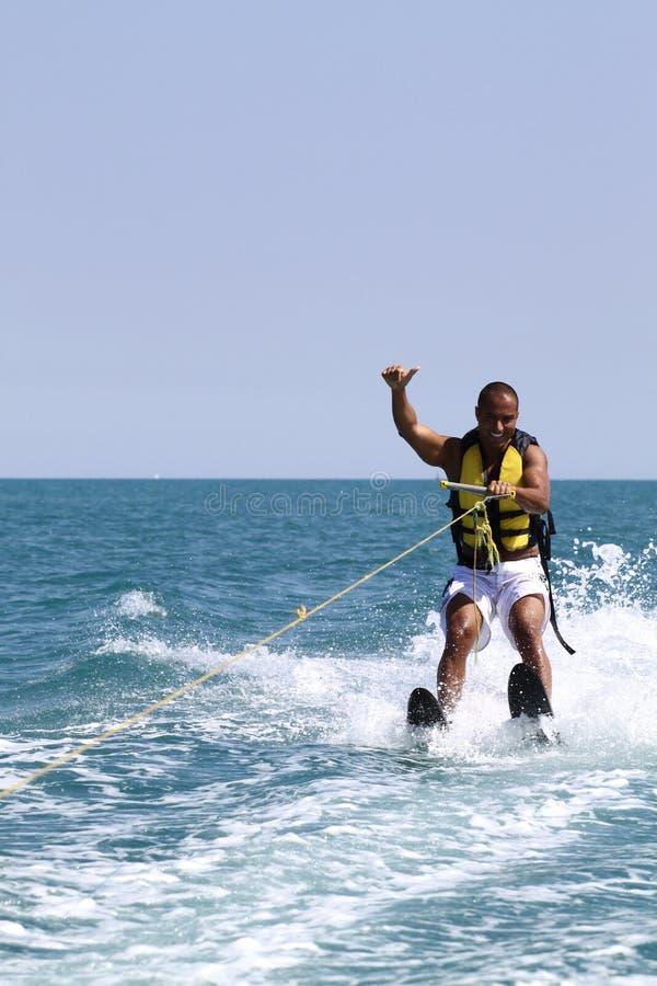 Wassersport stockfoto