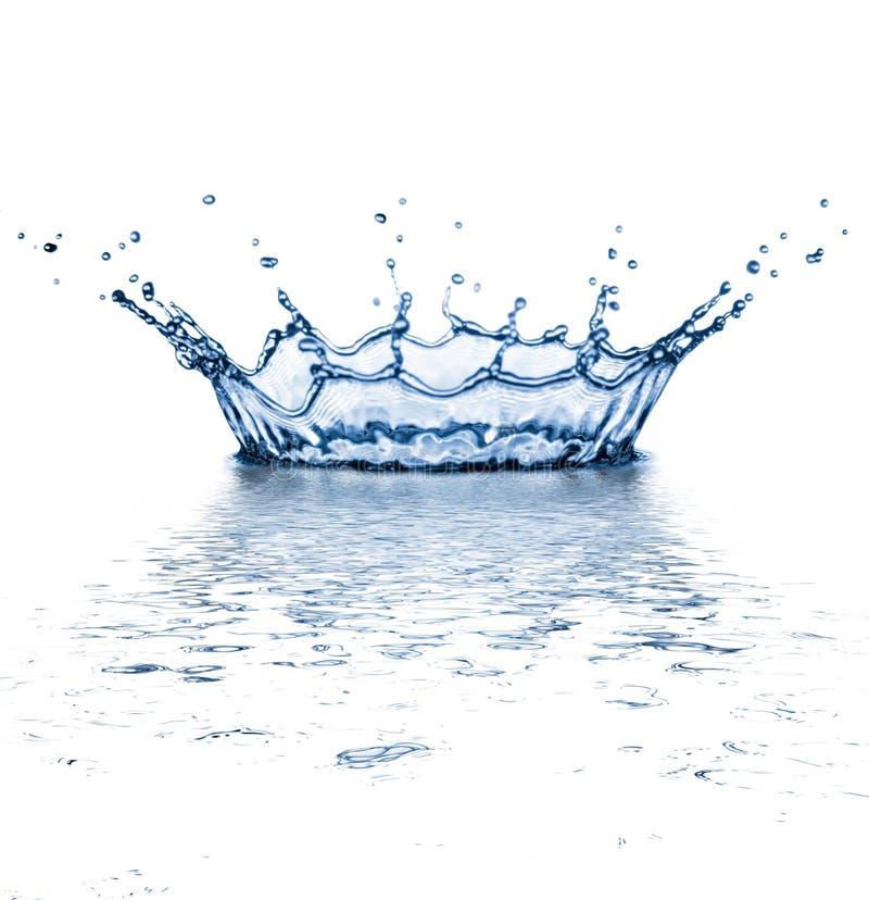 Wasserspritzen stockfotografie