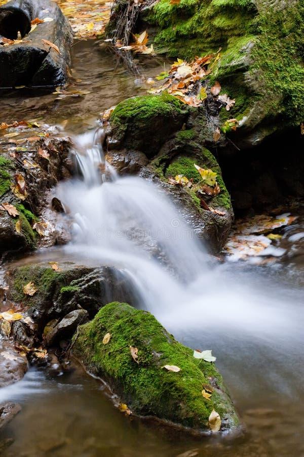 Wasserströmen stockfotografie