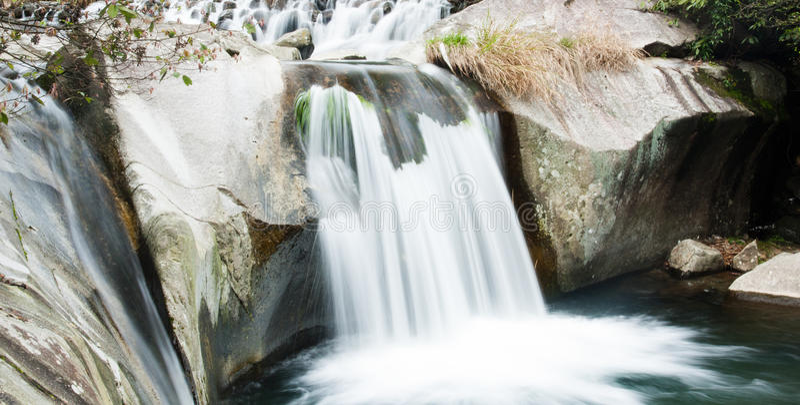 Download Wasserstrom stockbild. Bild von sauber, fließen, landschaft - 27732363
