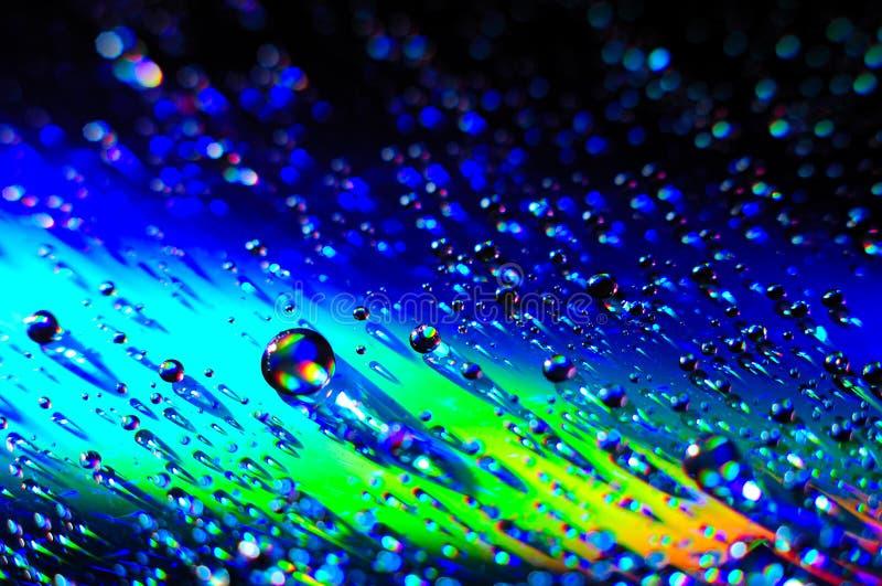 Wassertropfen lizenzfreie stockbilder