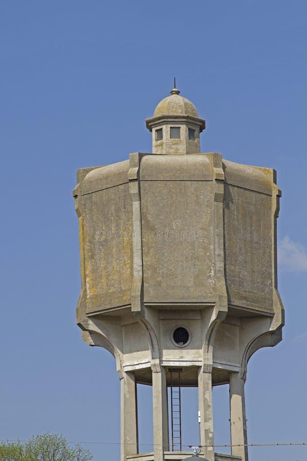Wasserturm in Palmanova lizenzfreie stockfotografie