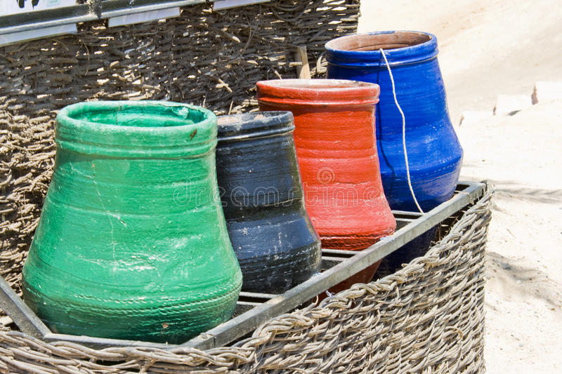 Waste Bins Royalty Free Stock Images