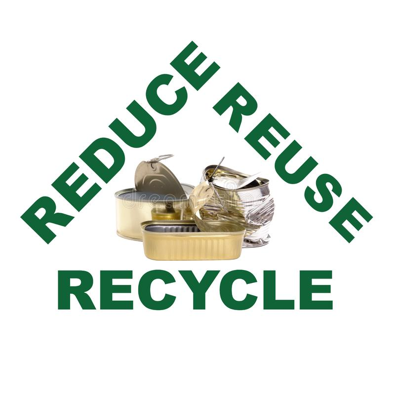 Download Waste metal recycling stock illustration. Image of container - 4032504