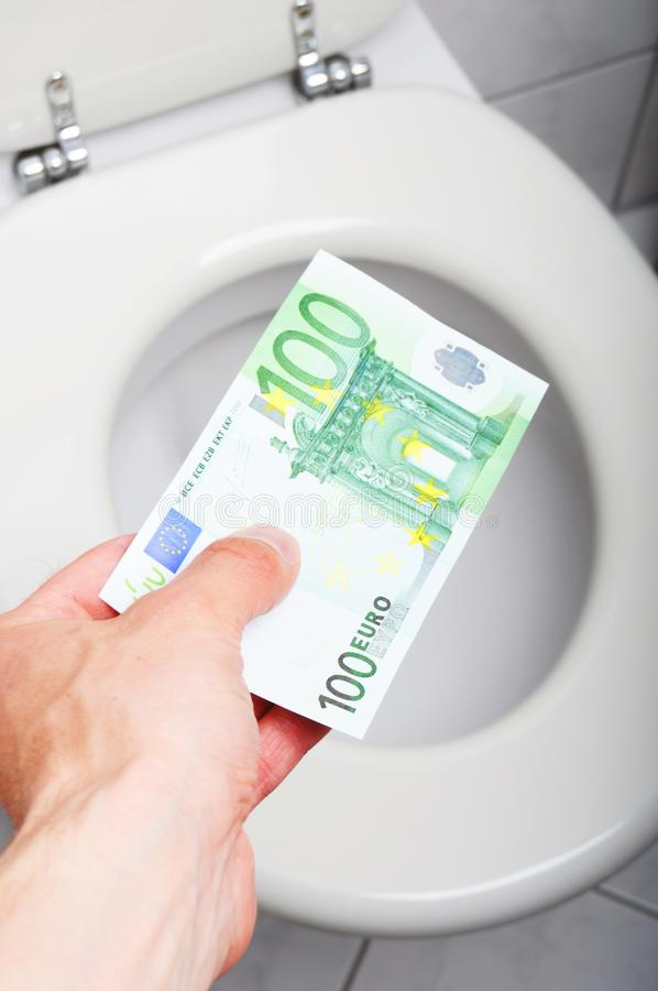 Download Waste Of Money Stock Photography - Image: 15062202