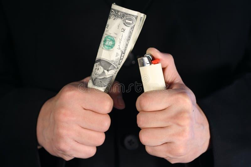 Download Waste money stock image. Image of overindulge, burn, consume - 514125