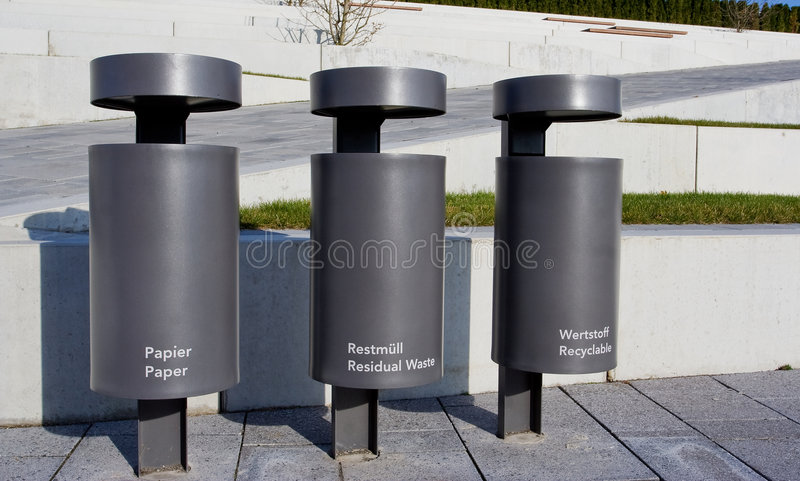 Download Waste separation stock photo. Image of recycle, waste - 7203302