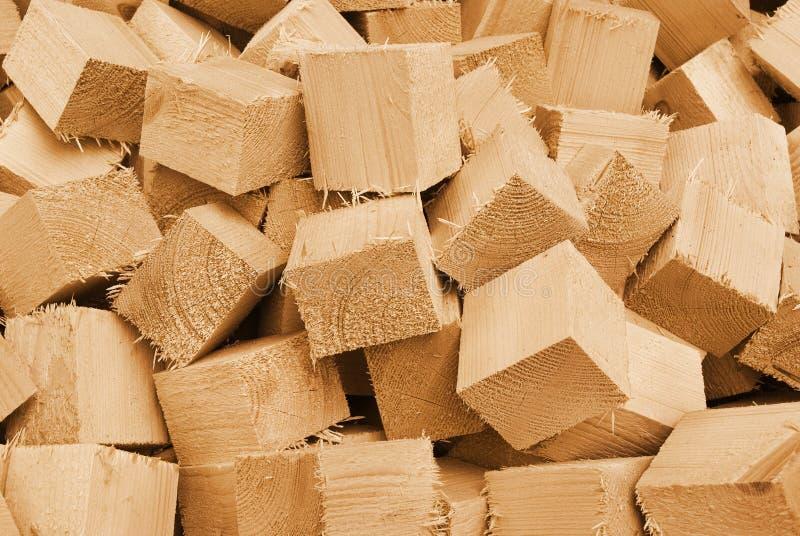 Waste wood timber background royalty free stock photo