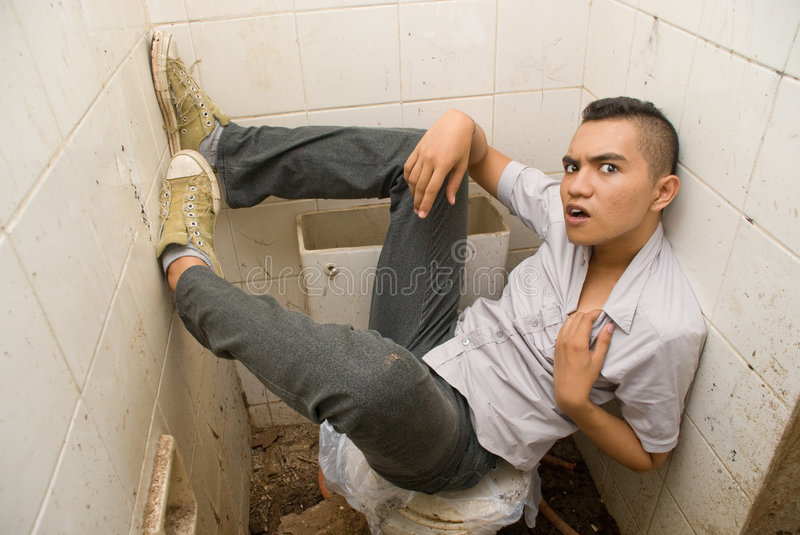 Download Wasted Asian punker stock photo. Image of punker, ruined - 7726920