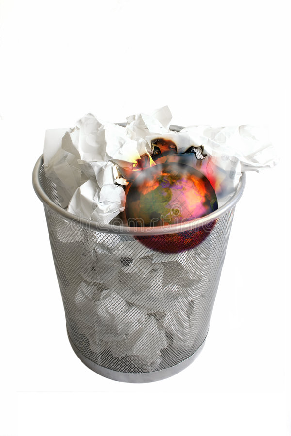 Download Wasted Earth stock image. Image of burning, waste, scorching - 100831